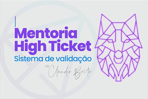 Mentoria High Ticket